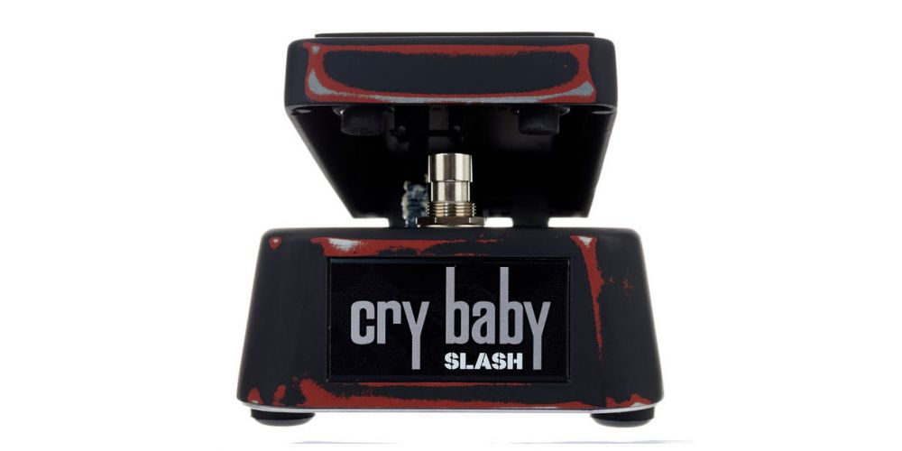 dunlop sc95 slash cry baby logo
