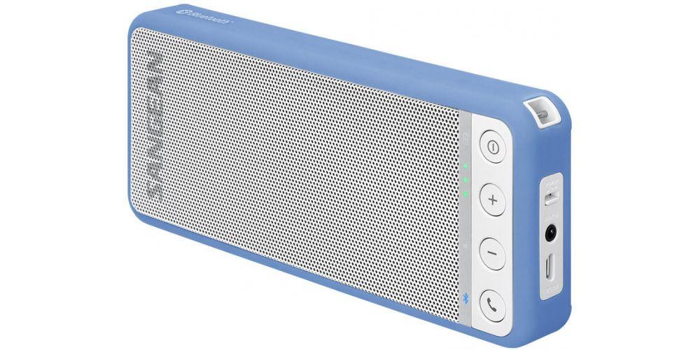 Sangean BTS 101 Blutab Altavoz bluetooth Azul