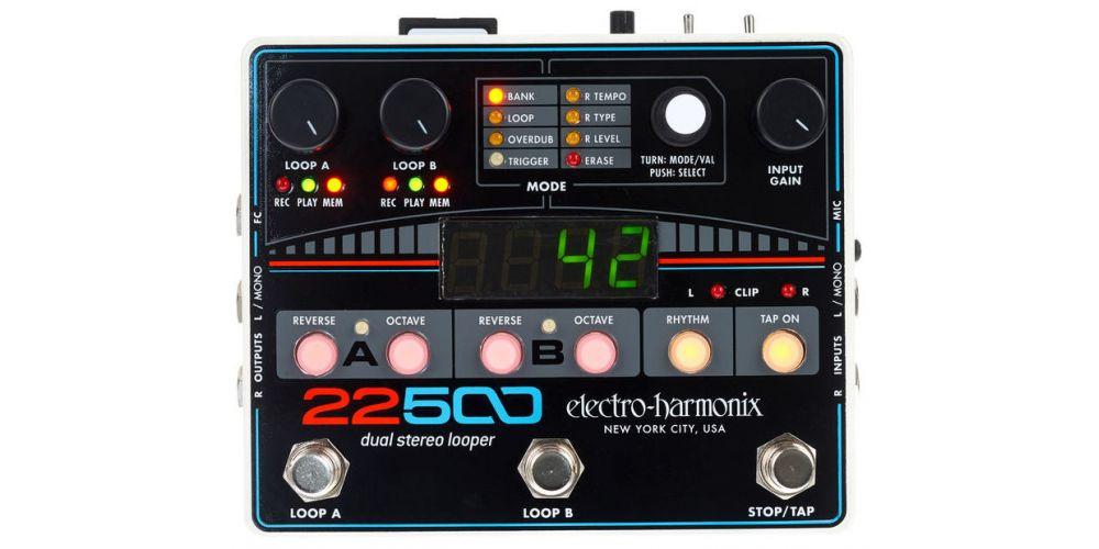 electro harmonix xo 22500 looper 2