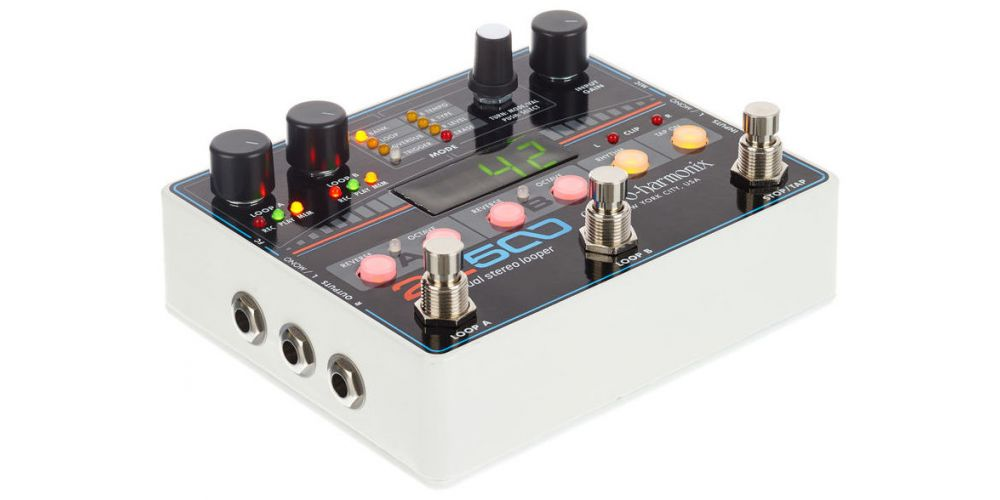 electro harmonix xo 22500 looper 4