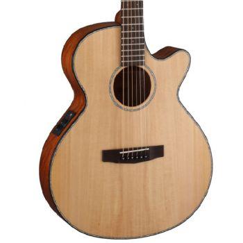 Cort SFX-E NS Guitarra Acústica Electrificada Natural Satin
