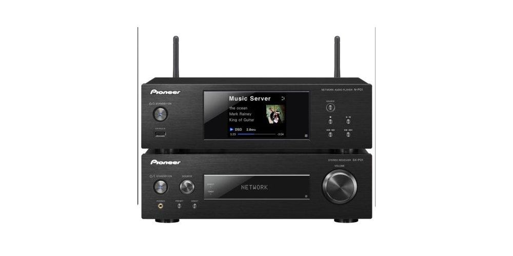 pioneer xnp02 black