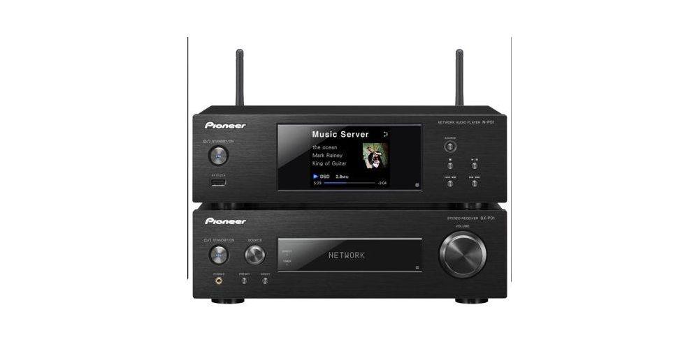 Pioneer XNP02-Black, Conjunto SXP01+NP01