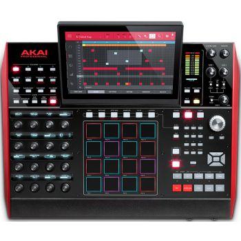 AKAI MPC X, Controladora
