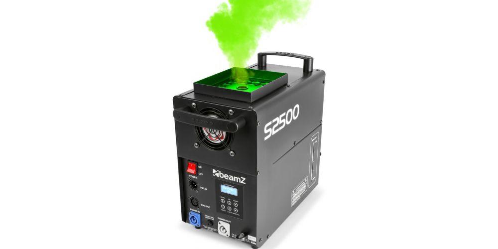 comprar maquina humo s2500