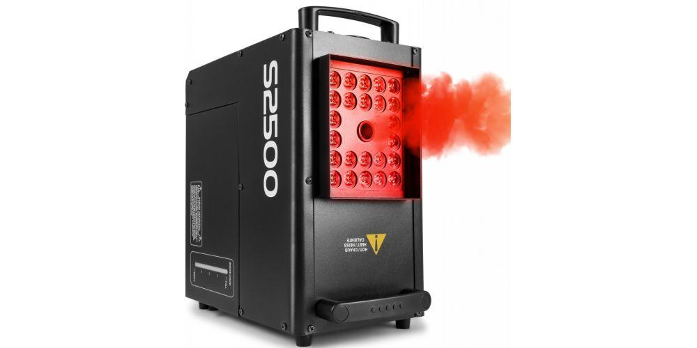 maquina humo s2500