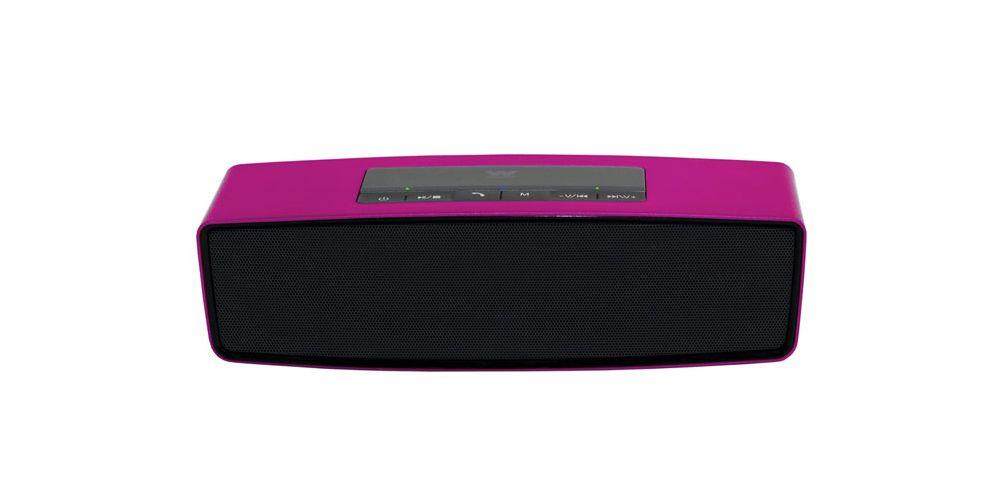 woxter big bass bt 10 pink