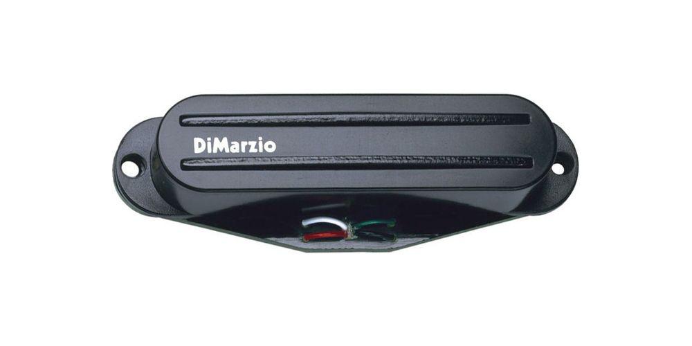 Comprar Dimarzio Cruiser Bridge negra DP187BK