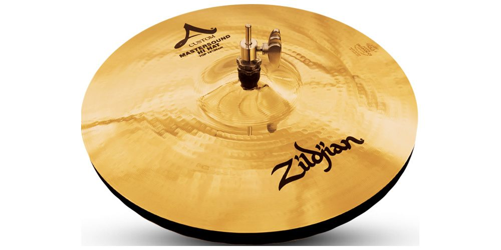 Comprar zildjian a custom mastersound hi hat top 14