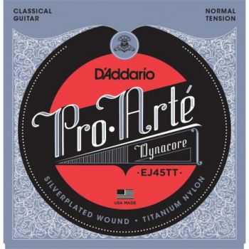 D Addario EJ45TT (NOR 40/C) Cuerda Guitarra Clasica