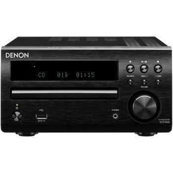 DENON RCDM-40 Black + Cambridge SX-50