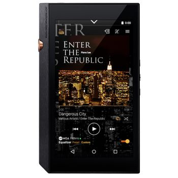 Pioneer XDP300R Black  Digital Audio Player Portatil