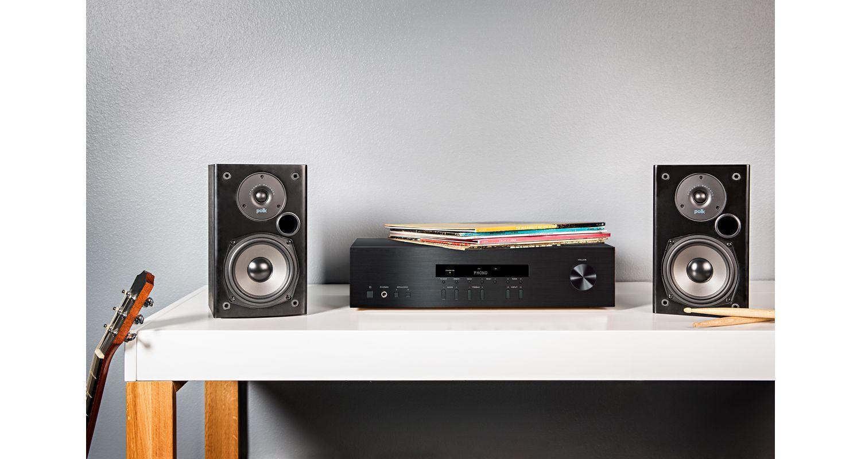 Análisis altavoces Polk Audio T15