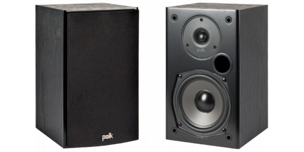 polk audio t15 altavoces estanteria