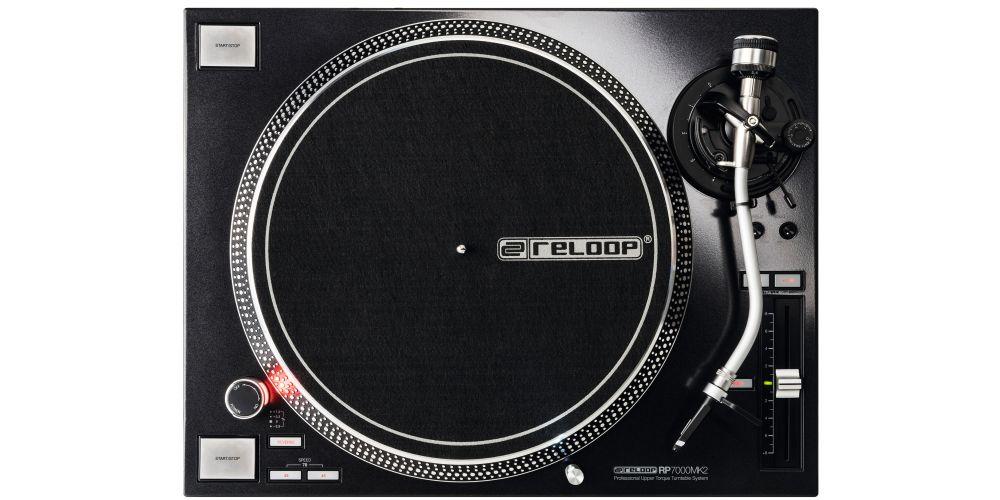 Reloop RP 7000 MK2 negro