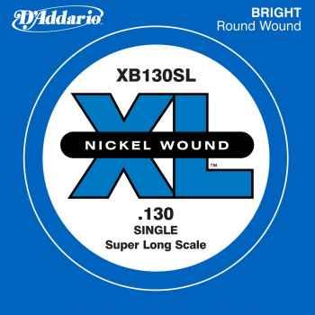 D´addario XB130SL Cuerda Suelta para Bajo