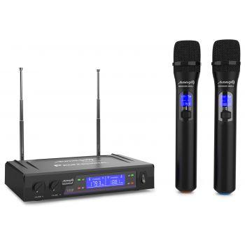 Audibax Missouri 2000 Microfono Inalámbrico Mano VHF Rango A ( REACONDICIONADO )