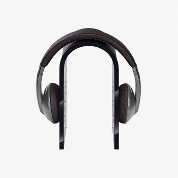 Oehlbach Soporte auriculares Acrilico Black