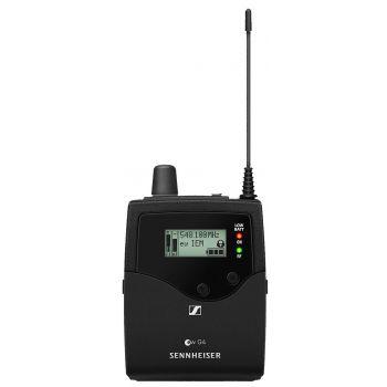 Sennheiser EK IEM G4 Banda B Petaca Receptora + Auricular IE4