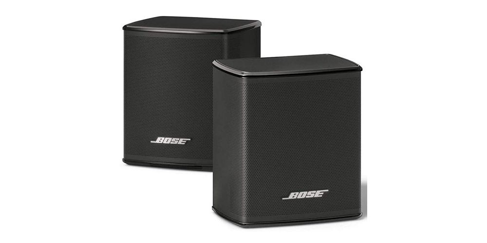 bose Surround Speakers Black