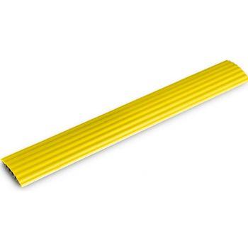 Defender OFFICE YEL Pasacables de 4 Canales amarillo
