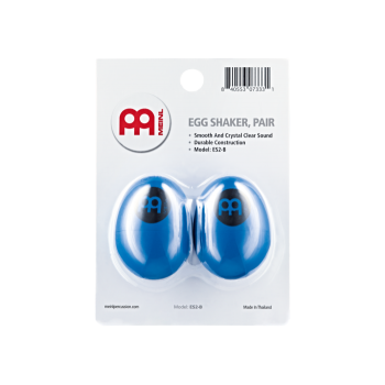 Meinl ES2-B Set de Shakers 2U Azul