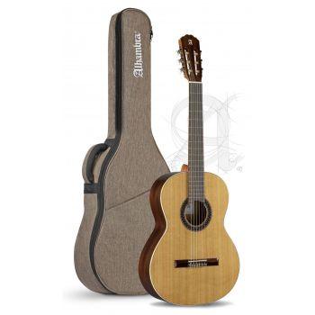 Alhambra 1C-E1 Guitarra Clásica + Funda