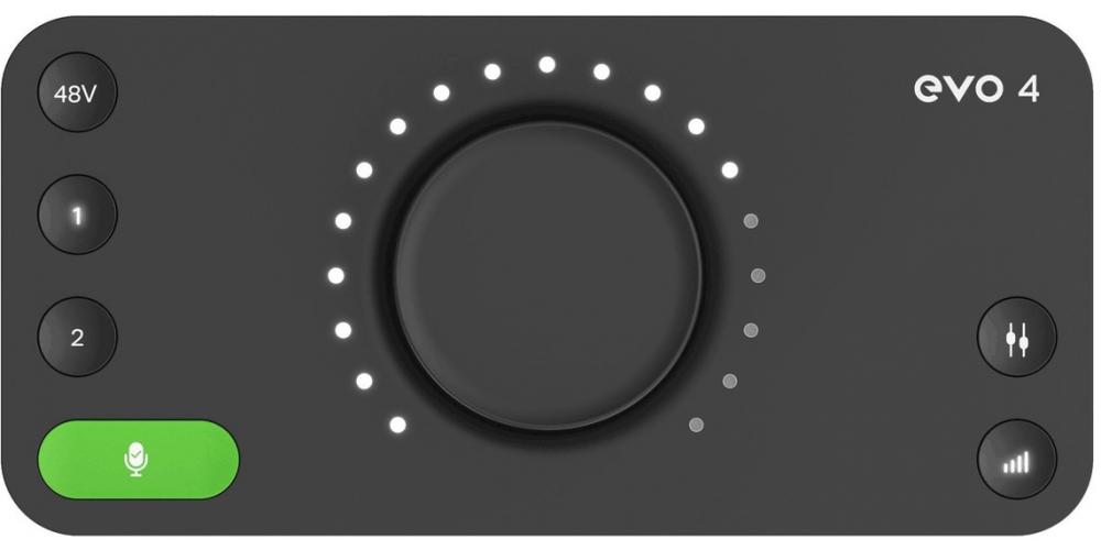 Interface audio Audient Evo 4
