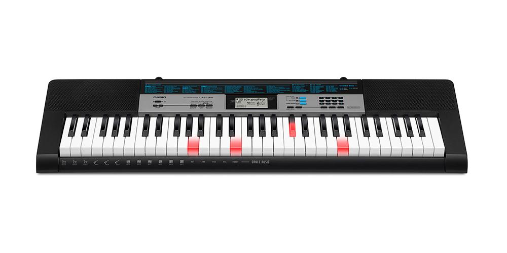 comprar teclado casio lk 136