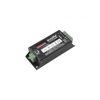 Eurolite LC-4 LED Controlador Strip RGB DMX 12-24V