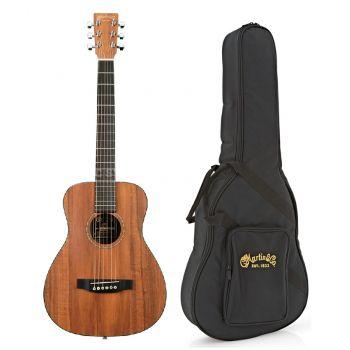 Martin LXK2 Little Martin Guitarra Acústica Koa con Funda Transporte