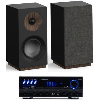 Equipo HiFi Audibax ZERO 500+Jamo S801BK Conjunto sonido