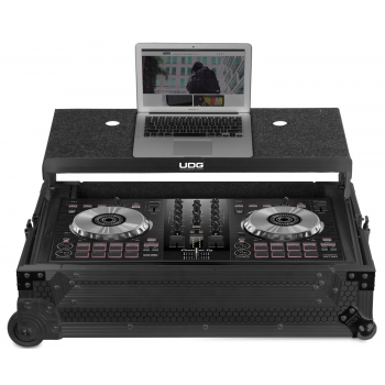 Udg U91059BL Ultimate Flight Case Multi Format XL Black Plus