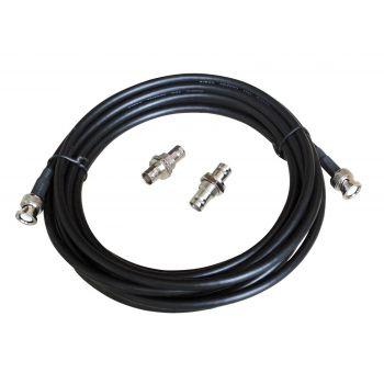 Omnitronic Antenna Cable BNC Set 3 m Cables de Antena 2 unidades