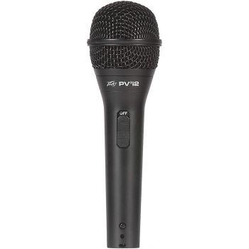 Peavey PVi 2 XLR Microfono Dinamico de Mano Black