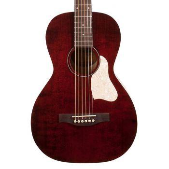 Art & Lutherie Roadhouse Tennessee Red A/E. Guitarra Acústica