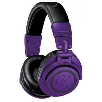 Audio Technica ATH-M50X-BTPB Auriculares Profesionales Bluetooth