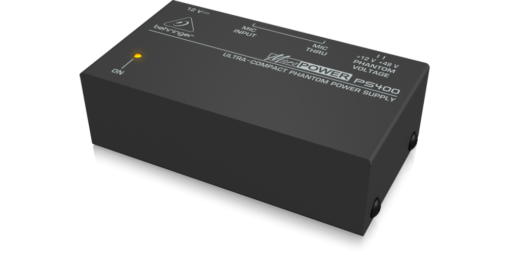 PS400 behringer interface