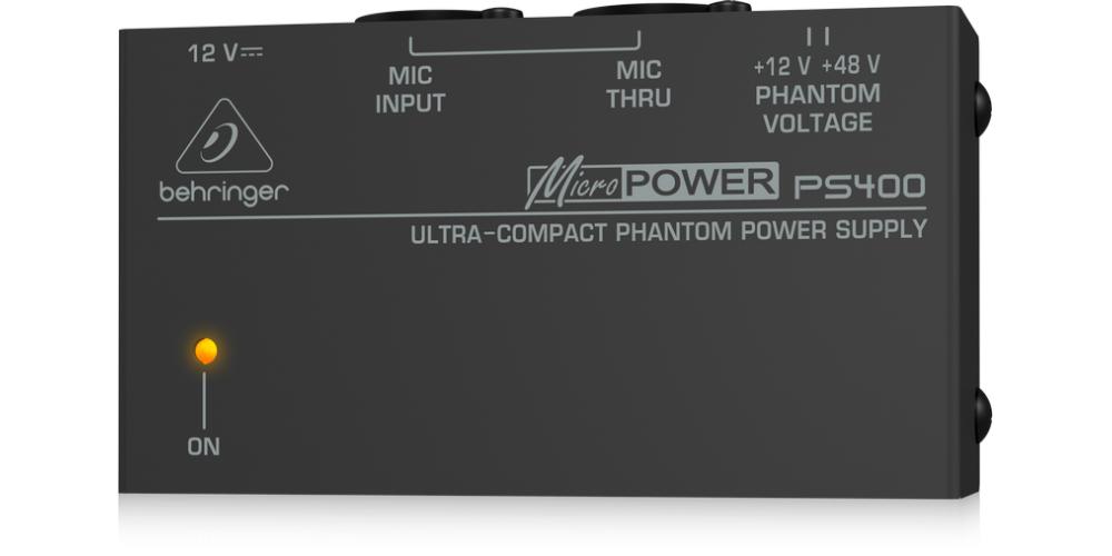 PS400 behringer