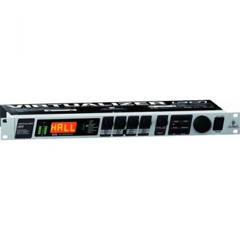 BEHRINGER FX2000 Procesador Efectos Behringer FX-2000 Unidad