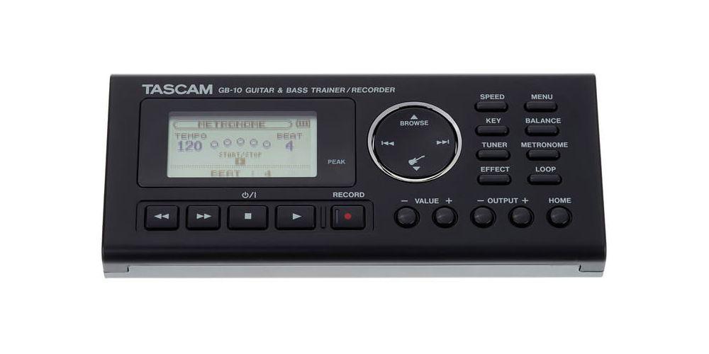 comprar Tascam GB 10
