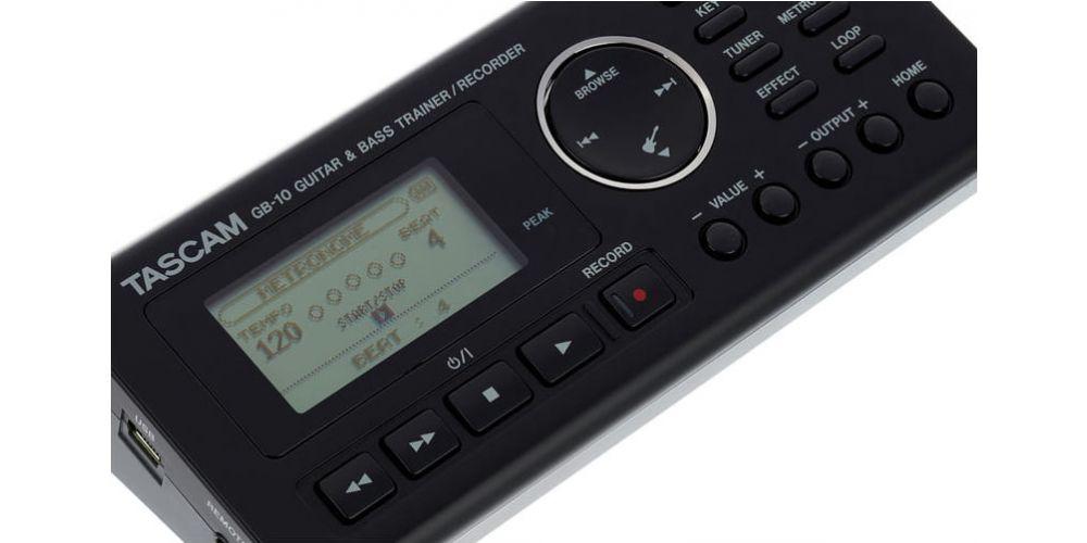 grabadora Tascam GB 10