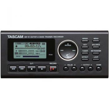 TASCAM GB-10 Entrenador Personal Digital para Guitarra y Bajo