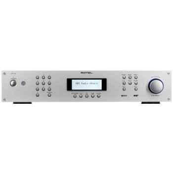 ROTEL RT-12 Silver Sintonizador FM, DAB,Internet Radio  RT12