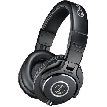 AUDIO-TECHNICA ATH-M40X BK Auricular Profesional