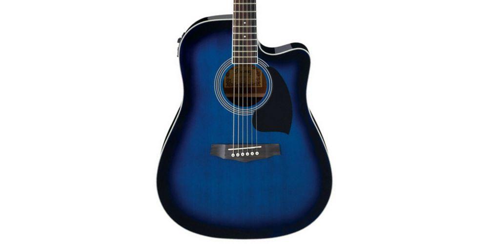 ibanez pf15ece tbs guitar