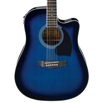 Ibanez PF15ECE TBS Guitarra Electro Acústica