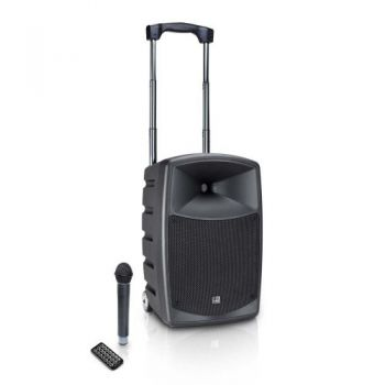 LD SYSTEMS ROAD BUDDY 10 Altavoz Bluetooth con batería