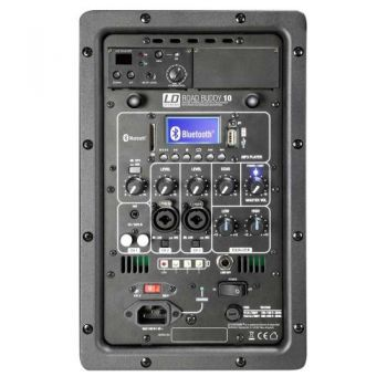 LD SYSTEMS ROAD BUDDY 10 Altavoz Bluetooth con batería
