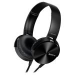 SONY MDR-XB450APB  Auricular Diadema Extabass Negro